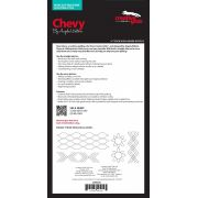 Creative Grids Machine Quilting Tool - Chevy by Creative Grids - Machine Quilting Rulers