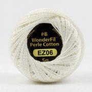 Eleganza Perle 8 Balls - First Snow (EL5G06)  by Wonderfil Eleganza Perle 8 Balls - Eleganza Perle 8 Balls