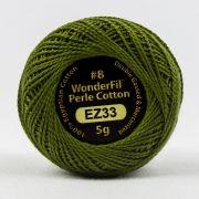 Eleganza Perle 8 Balls - Marsh Grass (EL5G33)  by Wonderfil Eleganza Perle 8 Balls - Eleganza Perle 8 Balls
