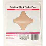 Paper Piecing Pack For Brimfield Block Centre Piece (No Pattern) by Paper Pieces - Paper Pieces Kits & Templates