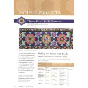 Stack & Cut Hexagon Quilts Book by Quilt with Marci Baker - Quilt Books