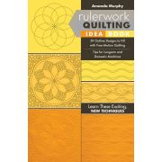 Rulerwork Quilting Idea Book by C&T Publishing - Hand & Machine Quilting