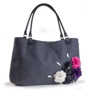 Aster & Anne Grace Tote Felt Bag Kit by Aster and Anne - Kits
