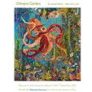 Octopus Garden Collage Pattern by Fiberworks Collage  - OzQuilts