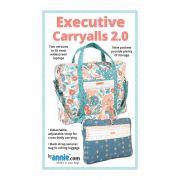 Executive Carryalls 2.0 Bag Pattern - By Annie by ByAnnie - Bag Patterns