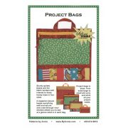 Project Bags Pattern - By Annie by ByAnnie - Bag Patterns