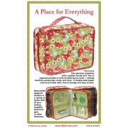 A Place For Everything Bag Pattern by Annie Unrein by ByAnnie - Bag Patterns