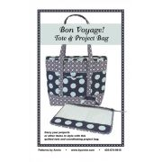 Bon Voyage Bag Pattern by Annie Unrein by ByAnnie - Bag Patterns