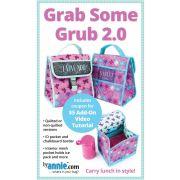 Grab Some Grub 2.0 Bag Pattern - By Annie by ByAnnie - Bag Patterns