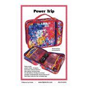 Power Trip Bag Pattern - By Annie by ByAnnie - Bag Patterns