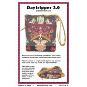 Daytripper 2.0 Crossbody Case Bag Pattern by Annie Unrein by ByAnnie - Bag Patterns