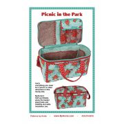 Picnic In The Park Bag Pattern - By Annie by ByAnnie - Bag Patterns