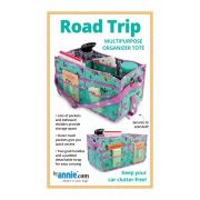 Road Trip Bag Pattern - By Annie by ByAnnie - Bag Patterns