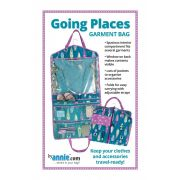 Going Places Garment Bag Pattern - By Annie by ByAnnie - Bag Patterns