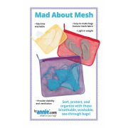 Mad About Mesh Bag Pattern - By Annie by ByAnnie - Bag Patterns