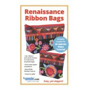 Renaissance Ribbons Bags Pattern - By Annie by ByAnnie - Bag Patterns