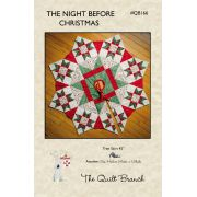 The Night Before Christmas Tree Skirt Pattern by  - Christmas