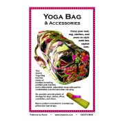 Yoga Bag Pattern by Annie Unrein by ByAnnie - Bag Patterns