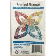 Brimfield Meadows Single Block English Paper Piecing Pack Makes 1 Blocks by Paper Pieces - Paper Pieces Kits & Templates