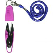 Thread Snips On Lanyard 4 3/4in by Havels - Thread Snips