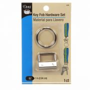 Dritz Key Fob Hardware Set by Dritz - Hardware for Bags