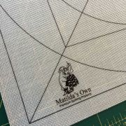 Matilda's Own Applique Mat 50cm x 50cm by Matilda's Own Applique Pressing Sheets - OzQuilts