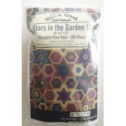 Stars in the Garden II Complete Paper Piece Pack by Paper Pieces - Paper Pieces Kits & Templates