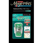 Magic Pins  100 Fine Patchwork Pins in Designer Case by Taylor Seville Patchwork & Quilting Pins - OzQuilts