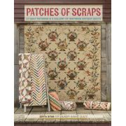 Patches of Scraps by Edyta Sitar - 17 Quilt Patterns & Inspiring Gallery of Antique Quilts by Edyta Sitar of Laundry Basket Quilts Laundry Basket Quilts - OzQuilts