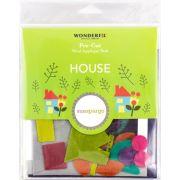 Sue Spargo House Colourway 4 Precut Wool Kit by Sue Spargo Merino Wool - PreCut Wool Kits