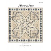 Shining Star Quilt Pattern by Edyta Sitar by Edyta Sitar of Laundry Basket Quilts Quilt Patterns - OzQuilts