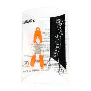 Mini Castanet Thread Snip - Orange by Matilda's Own - Thread Snips