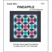 Pineapple Quilt Pattern and Tissue Foundation Paperss by A Very Special Collection Patterns & Foundation Papers - OzQuilts