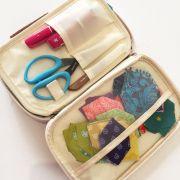 Matilda's Own Craft Case - Cream & Brown by Matilda's Own - Organisers