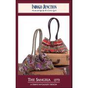 The Sangria Bag Pattern by Indygo Junction - Bag Patterns