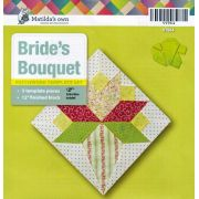 Bride's Bouquet Template Set by Matilda's Own - Quilt Blocks