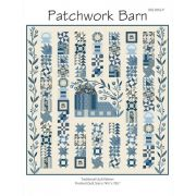 Patchwork Barn Quilt Pattern by Edyta Sitar by Edyta Sitar of Laundry Basket Quilts Quilt Patterns - OzQuilts