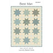 Best Mann Pattern by Edyta Sitar by Edyta Sitar of Laundry Basket Quilts Quilt Patterns - OzQuilts