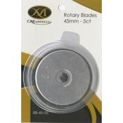 Martelli Rotary Cutter 45mm Blades (Pack of 5) by Martelli - Blades