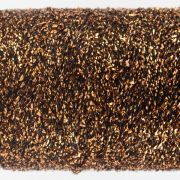 Sizzle - Brown/Copper (SM23) by Wonderfil Sizzle 8wt Rayon & Metallic - Sizzle 8wt Rayon & Metallic