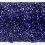 Sizzle - Dark Purple (SM25) by Wonderfil Sizzle 8wt Rayon & Metallic - Sizzle 8wt Rayon & Metallic
