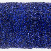 Sizzle - Dark Blue (SM69) by Wonderfil Sizzle 8wt Rayon & Metallic - Sizzle 8wt Rayon & Metallic