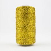 Sizzle - Gold (SX11) by Wonderfil Sizzle 8wt Rayon & Metallic - Sizzle 8wt Rayon & Metallic