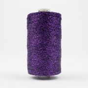 Sizzle - Purple (SX35) by Wonderfil Sizzle 8wt Rayon & Metallic - Sizzle 8wt Rayon & Metallic