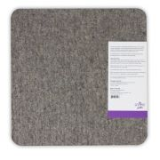 """Wool Pressing Mat 13.5"""" x 13.5"""" Square by The Gypsy Quilter by The Gypsy Quilter - Great Gift Ideas"""