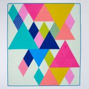 End Game Quilt Pattern by Tied with a Ribbon - Quilt Patterns