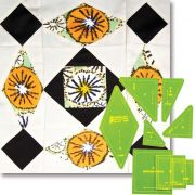 Matilda's Own Storm at Sea Patchwork Template Set by Matilda's Own - Quilt Blocks