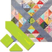 Matilda's Own Fly Away Patchwork Template Set by Matilda's Own Quilt Blocks - OzQuilts