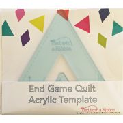 End Game Quilt Template Set by Tied with a Ribbon Creative Abundance Templates - OzQuilts