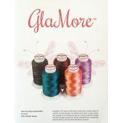 GlaMoreThread Colour Chart by Wonderfil Colour Card Booklets - Thread Colour Charts